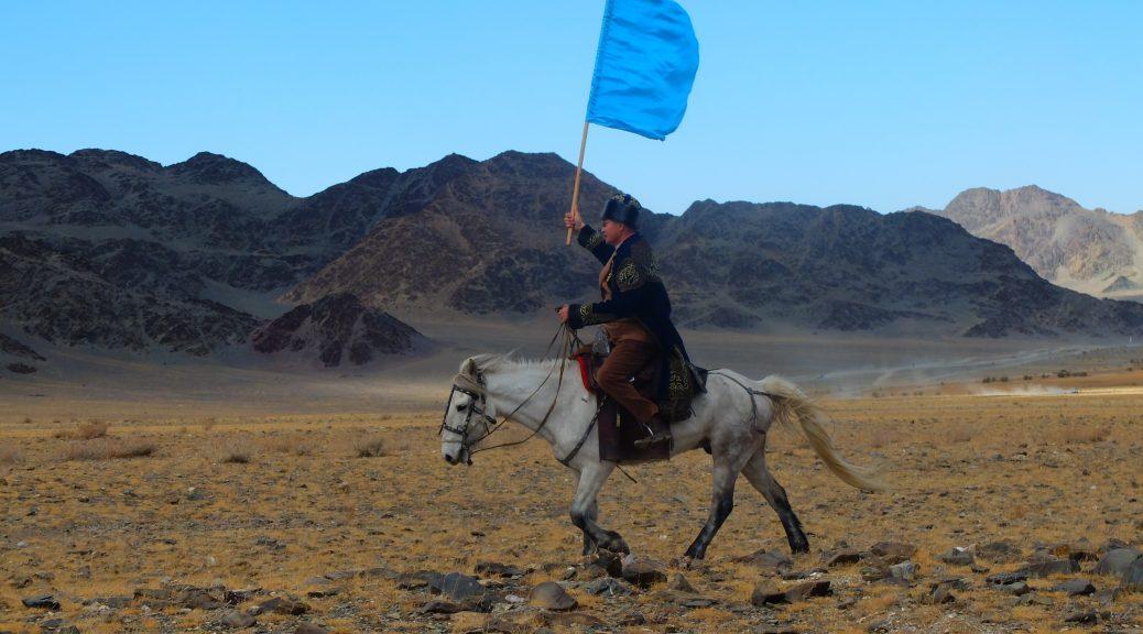 Mongoolse ruiter