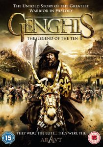 "Poster for the movie ""Genghis: The Legend of the Ten"""